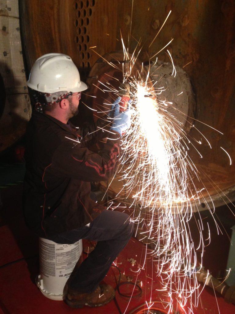Boiler Welding