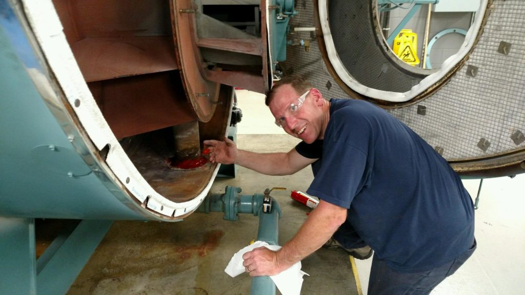 Frank I Rounds Company Boiler Service Technician