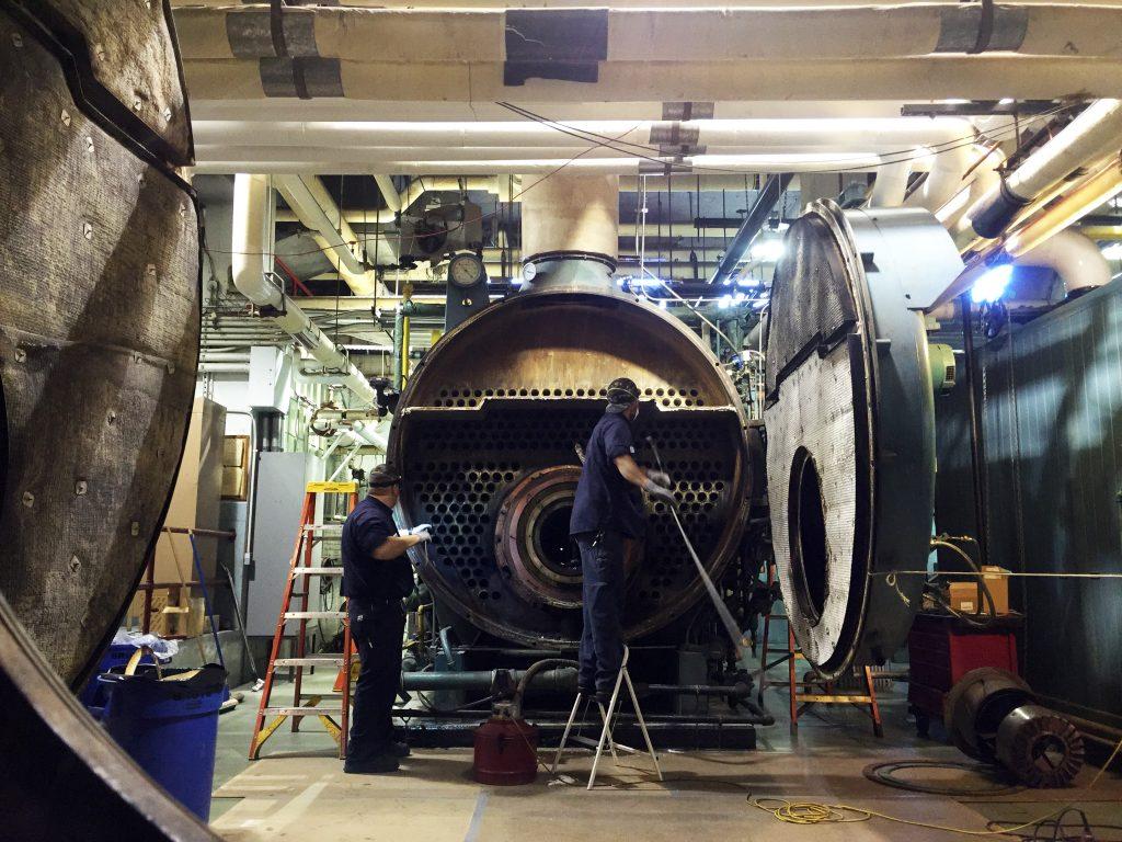 Frank I Rounds Boiler Service
