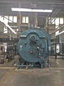 Correctional facility Modern Steam boiler