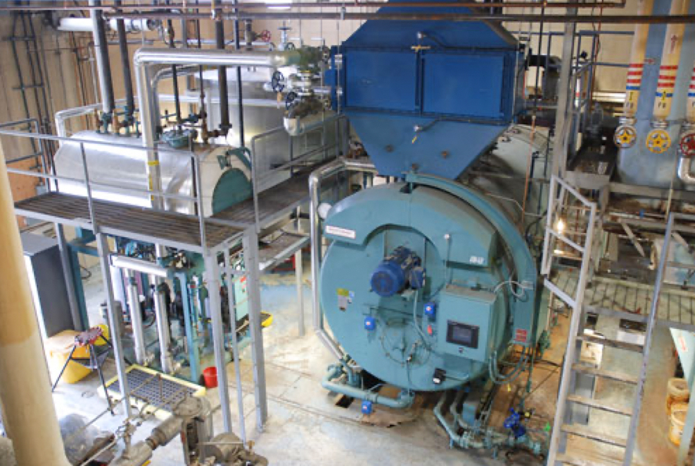 Boiler Room Equipment
