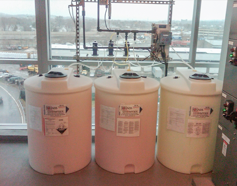 Boiler Feedwater Water Treatment