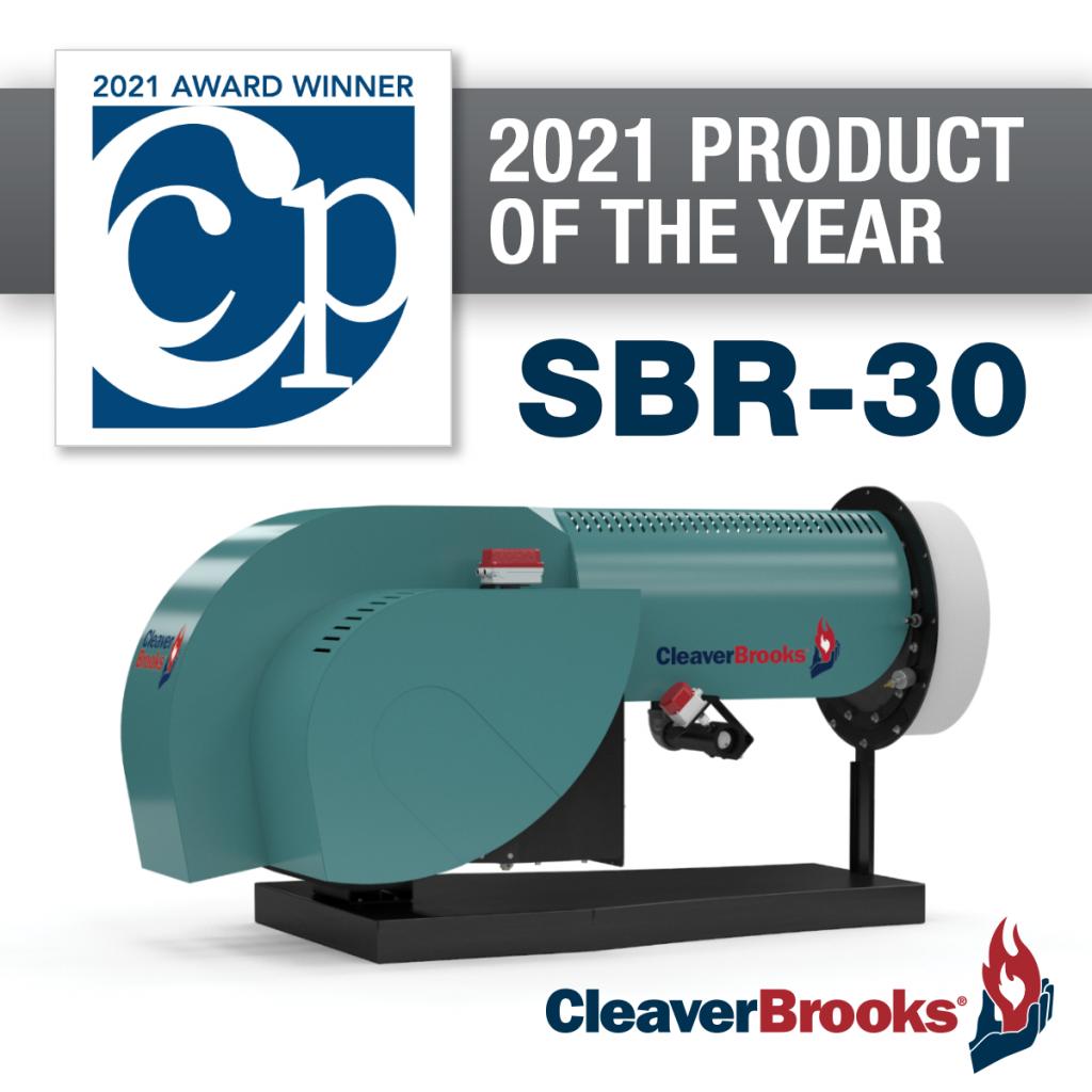 SBR-30 Burner Award