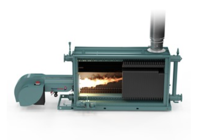 SBR-30 Burner Internals